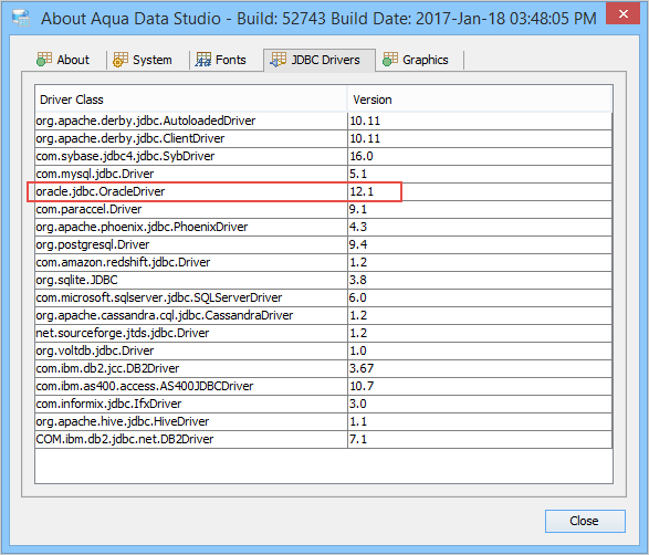 7 Features Specific to JDBC OCI