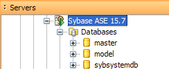 More Sybase Support
