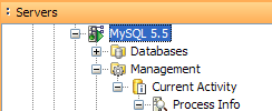 MySQL 5.5 Support