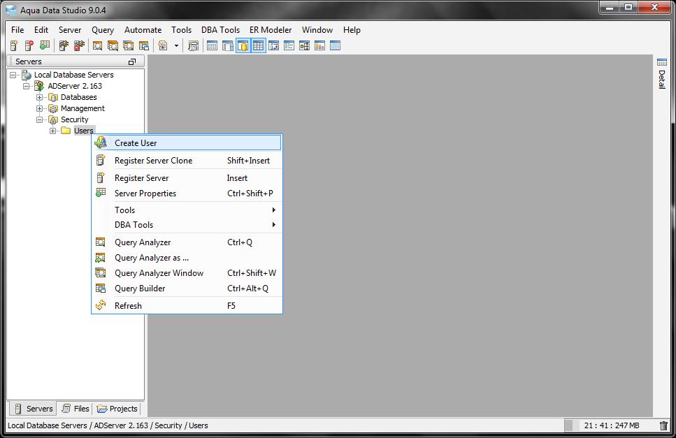 2 3 Installing ADServer: Linux OS | Documentation 2 0 | Aqua