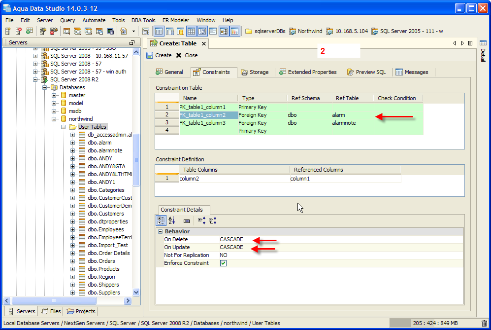 oracle create table foreign key 2