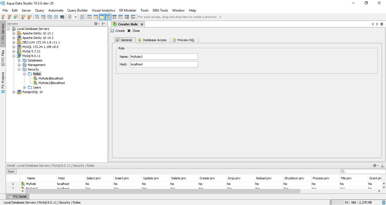 15562: Add support for MySQL version 8 0 | Aqua Data Studio