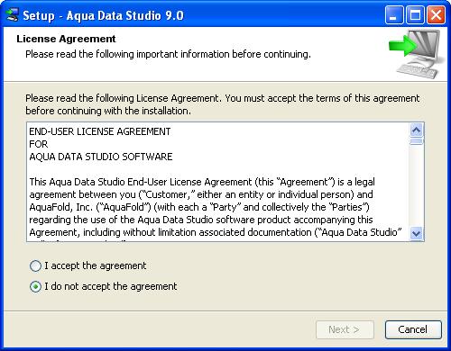 aqua data studio 7.0.17