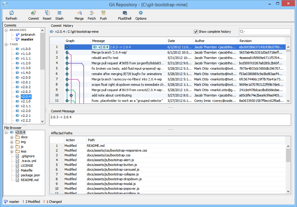 Git Client   Documentation 15 0   Aqua Data Studio