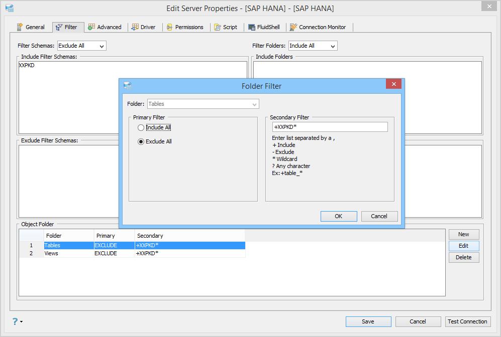 SAP HANA   Documentation 18 5   Aqua Data Studio