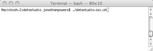Aqua Data Studio Installation Instructions for OSX