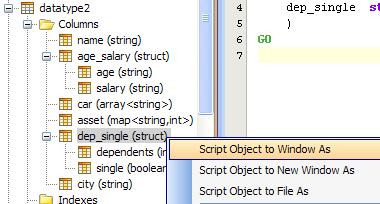 Apache Hive Support | New Features - Version 14 0 | Aqua