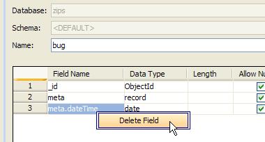 MongoDB SQL Support | New Features - Version 14 0 | Aqua Data Studio