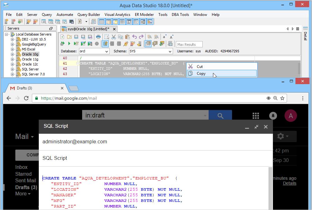 Redesigned Editors | New Features - Version 18 0 | Aqua Data