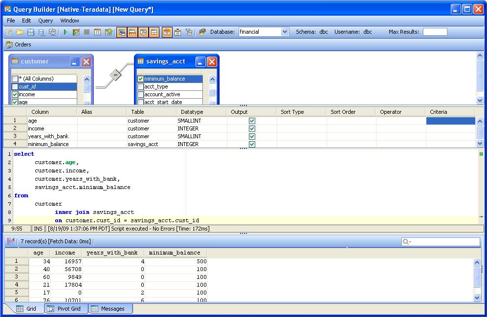 Teradata   New Features - Version 8 0   Aqua Data Studio
